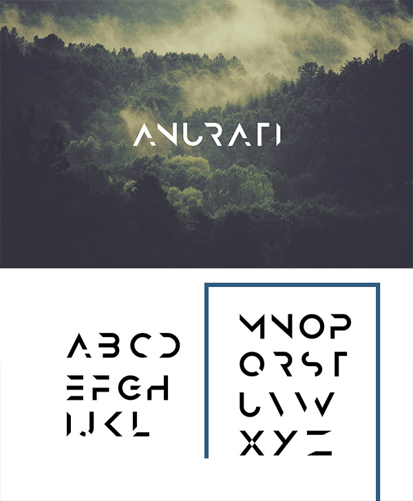 15 High Quality Free Fonts for Designers | DesignWithRed com