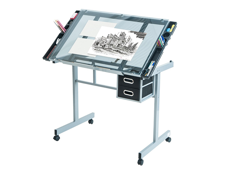 Pleasant List Of 15 Best Drawing Table And Art Desks Designwithred Home Interior And Landscaping Analalmasignezvosmurscom