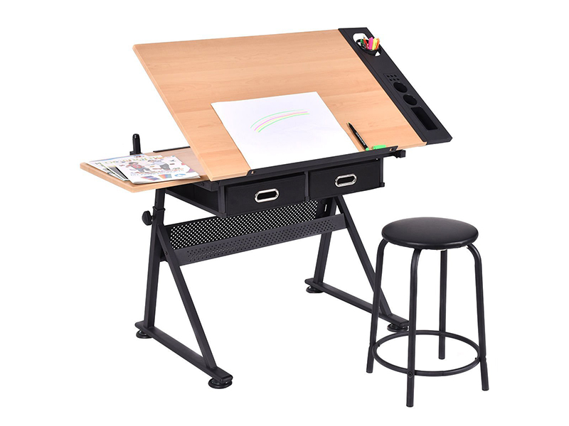 List Of 15 Best Drawing Table And Art Desks Designwithred