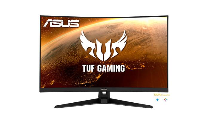 "ASUS TUF Gaming 32"" 2K HDR Curved Monitor (VG32VQ1B)"